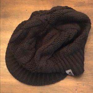 North face knit baseball hat